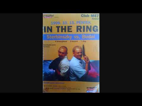 Sterbinszky vs. Budai - In The Ring