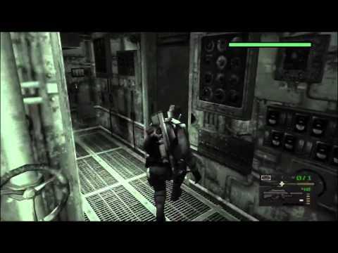 Splinter Cell Pandora Tomorrow HD - M.06 - Cantieri Navali