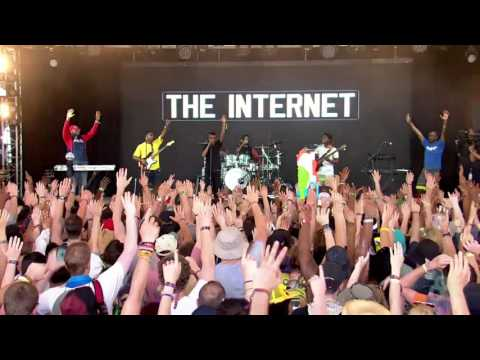 The Internet Live Bonnaroo 2016