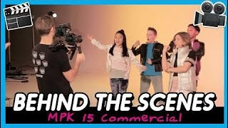 - Music kids Mini Pop Kids 15 Commercial - Behind The Scenes | Mini Pop Kids