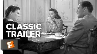 Cry Wolf (1947) Official Trailer - Errol Flynn, Barbara Stanwyck Crime Movie HD