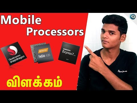 Mobile Processors (SOC) - Arm, Nanometer,Multi-core,GPU Fully Explained| விளக்கம்