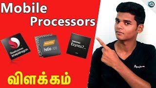 Mobile Processors (SOC) - Arm, Nanometer,Multi-core,GPU Fully Explained| விளக்கம்