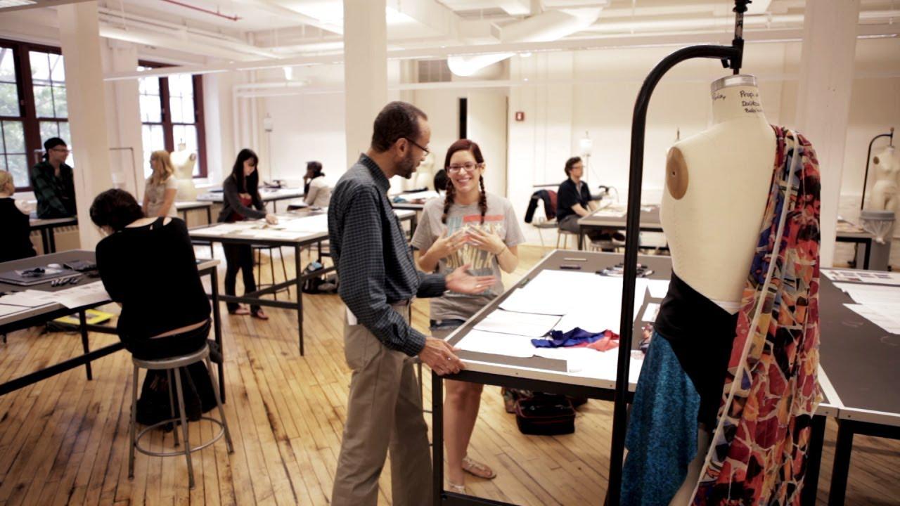 Pratt Institute | Academics | School of Design | Undergraduate: School of  Design | Fashion Design | Fashion Gallery