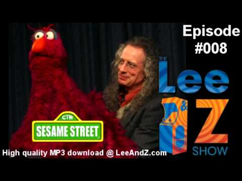 Still Gaming: Lee & Z Show #008 - Interview With A Sesame Street Snuffleupagus