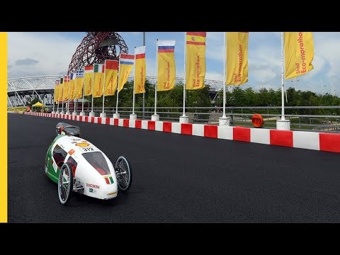 Drivers' World Championship Final 2017 | #makethefuture Live in London | Shell Eco-marathon