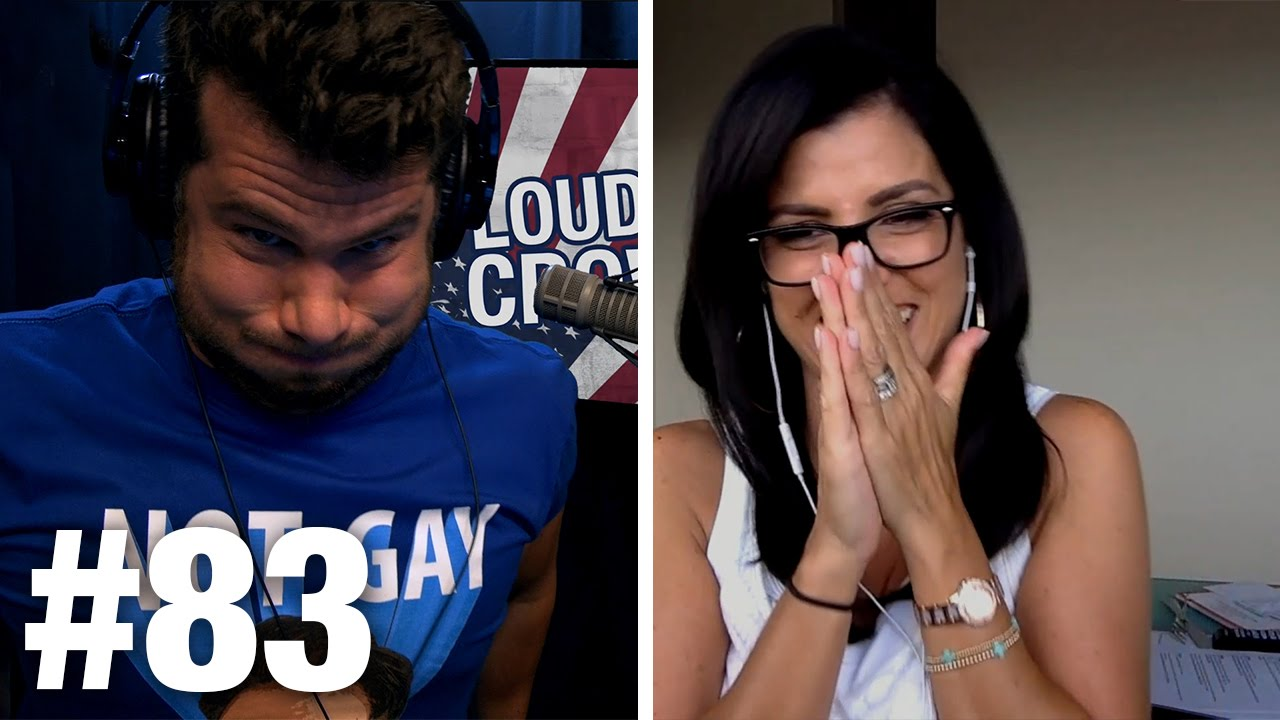 #83 OMG MILO BANNED AND RNC! Christopher Titus and Dana Loesch | Louder With Crowder
