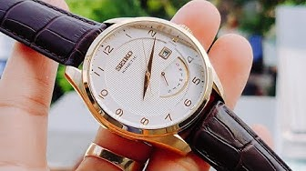 [Review Đồng Hồ] Seiko Kinetic SRN052P1 | TIMEWISE