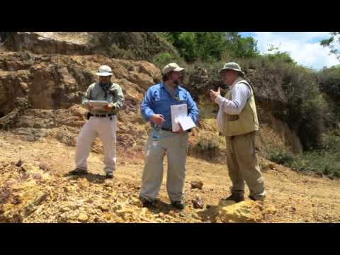 Calibre Mining Discusses Mining Triangle Of Northeastern Nicaragua