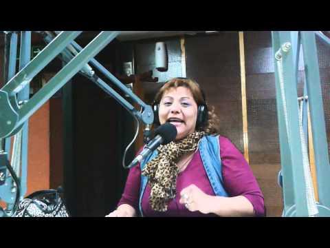 Anita Salazar en La Radio RTL Curicó