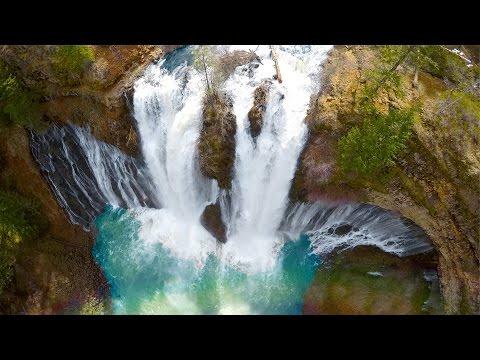 GoPro Karma Drone & GoPro 5 Black 4K Unedited Sample Footage (Aerial Shots of California)
