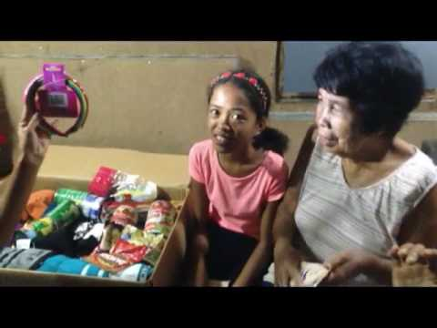 AMAZING BALIKBAYAN BOX FROM BIG SISTER AND BROTHER AN EXPAT PHILIPPINES LIFESTYLE VIDEO