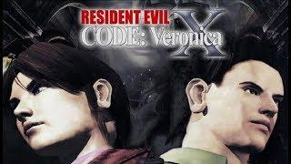 Resident Evil Code Veronica | Modo DIFÍCIL | (Ps4)