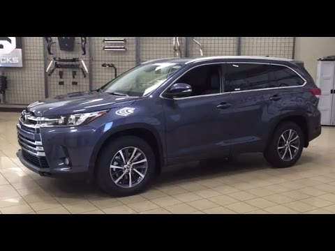 2017 Toyota Highlander Xle Review