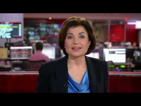 BBC News Channel - First News at 1 From Broadcasting House