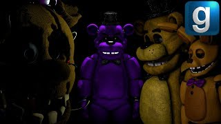 - Gmod FNAF Purple Guy Uses The Fredbear Suit