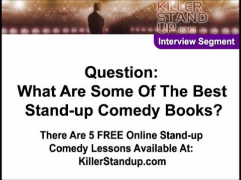 Best Stand-up Comedy Books?