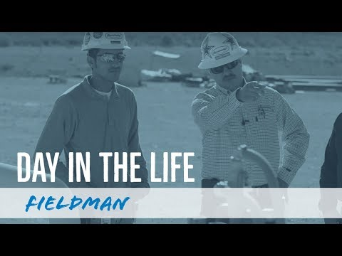Anadarko: Day in the Life of a Fieldman