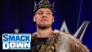 King Corbin prepared to end rivalry with Roman Reigns once and for all: SmackDown, Feb. 21, 2020