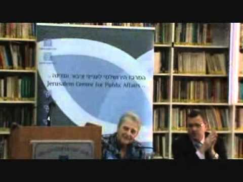 Ruth Lapidoth: Legal Perspectives on the Israeli Naval Blockade (full version)