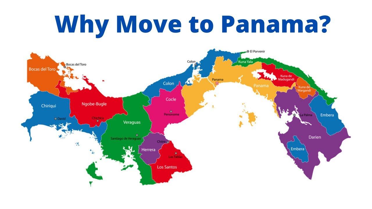 Why Move to Panama?
