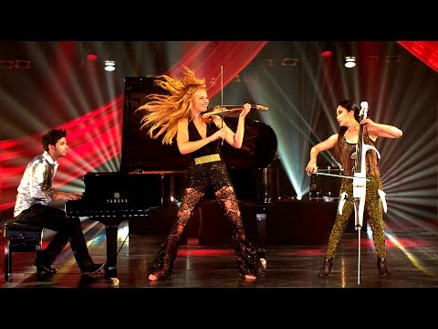 MISERLOU - William Joseph & Caroline Campbell (feat Tina Guo) EXPLOSIVE cover from Pulp Fiction