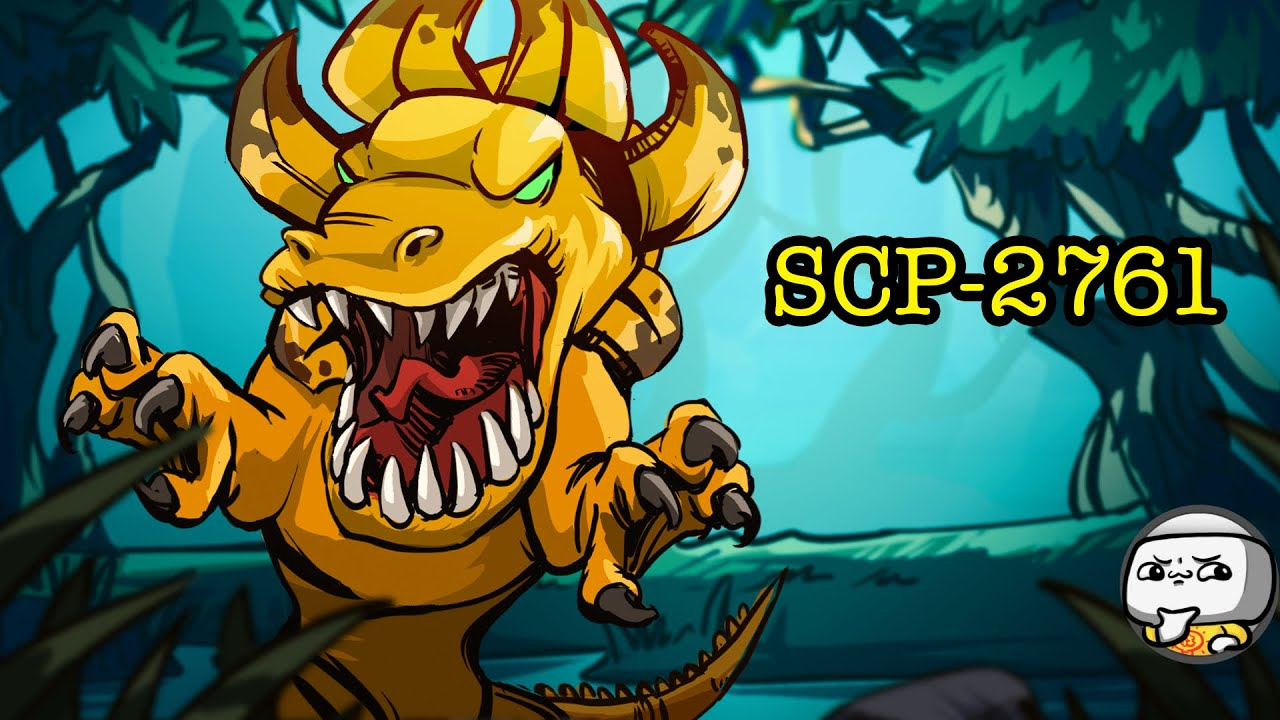 SCP-2761 Bananazilla (SCP Animation)