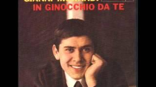 IN GINOCCHIO DA TE - Base Musicale - Gianni Morandi