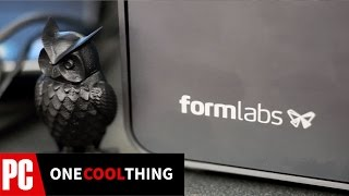 Hands On With The Formlabs Form 1+ 3D Printer - One Cool Thing