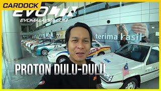 Proton Dulu-Dulu Part 1.5 (buat semula) | Cardock EvoMalaysia.com