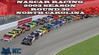 Gaming :Nascar Racing 2003 Season (PC) 🚗 Round 35 North Carolina Speedway