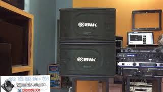 Loa bãi xịn BIK 660  Bass đánh uy lực, trel sáng. Giá 4tr  Đặng Tín Audio  0916.957.808