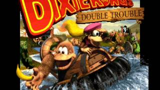 Donkey Kong Country 3 Music - Showdown Lose