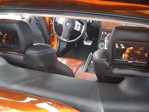 Tricked Out Nissan 350z