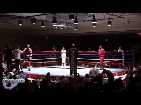 Shannon Ford vs Mike Gale At All Or Nothing, Oct 13 2012