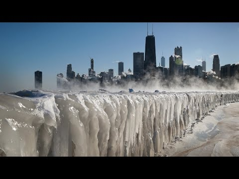 Amazing Images of the Arctic Blast That's Sweeping Through the Nation
