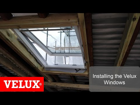 How To Install Velux Windows