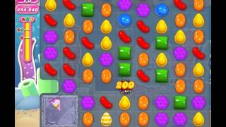 Candy Crush Saga Level 924 (No booster, 3 Stars)