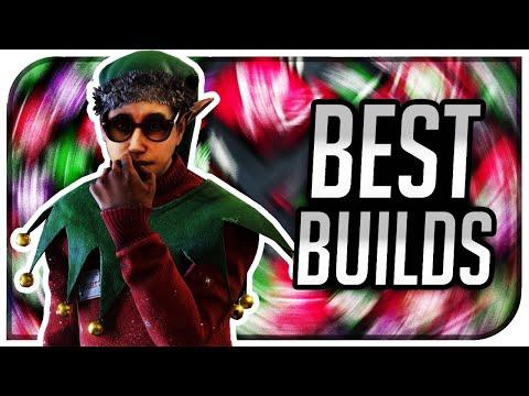 "Dead By Daylight Best Survivor Builds! - DBD ""Best Survivor Perk Builds!"" - DBD Good Perks To Run!"