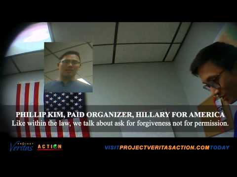 "Clinton Campaign: ""Whatever you can get away with just do it"""