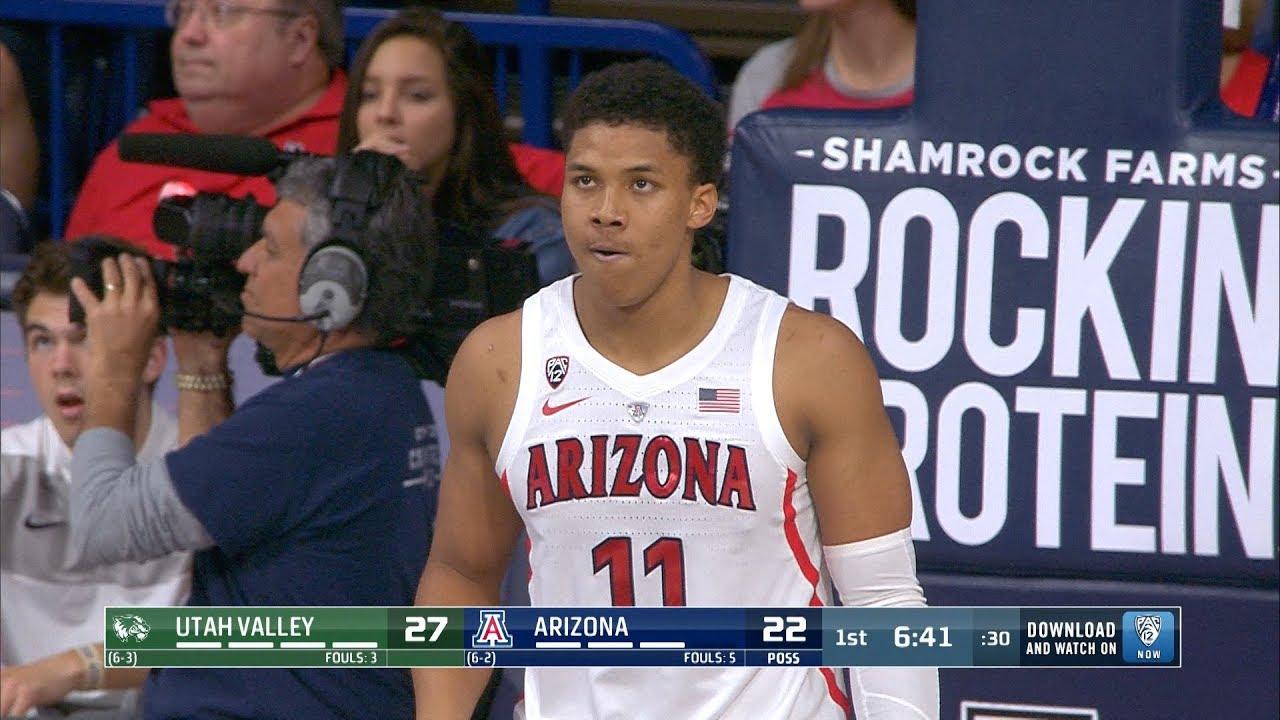 Recap: Arizona men's basketball extends non-conference ...