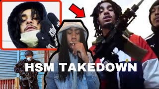 HSM: The Largest Crew Take Down in Rap History | Reaction