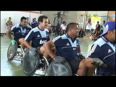 Wheelchair Rugby 2011