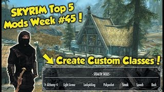 Skyrim Remastered Top 5 Mods of the Week #45 (Xbox One Mods)