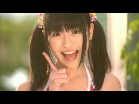 【SUPER☆GiRLS】「MAX!乙女心」CM