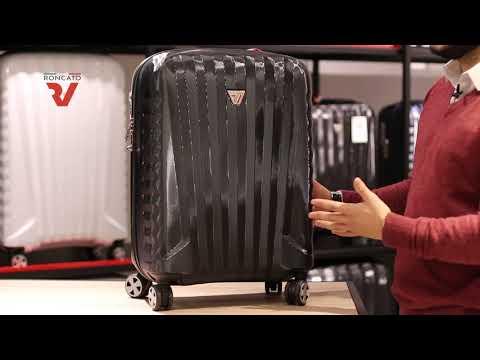 Какой чемодан купить. Коллекция  итальянских чемоданов UNO ZSL PREMIUM 2.0