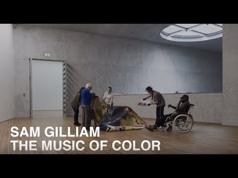 Kunstmuseum Basel | The Music of Color, Sam Gilliam, 1967-1973