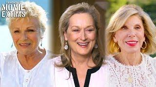 "MAMMA MIA! HERE WE GO AGAIN | On-set with Dynamos ""Meryl Streep, Christine Baranski & Julie Walters"""