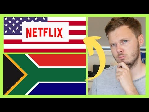 How To Watch US Netflix In South Africa! 🔥 [SOLVED!]