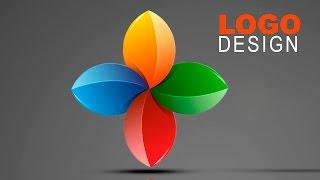 Illustrator Tutorial   Professional logo Design